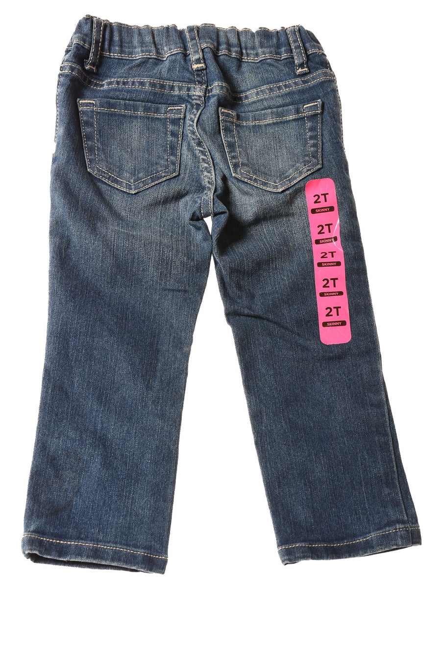 NEW The Children's Place Toddler Girl's Jeans 2T Blue