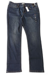 NEW New York & Company Women's Jeans 16 Blue