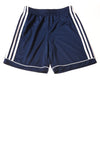 USED Adidas Boy's Shorts Large Blue