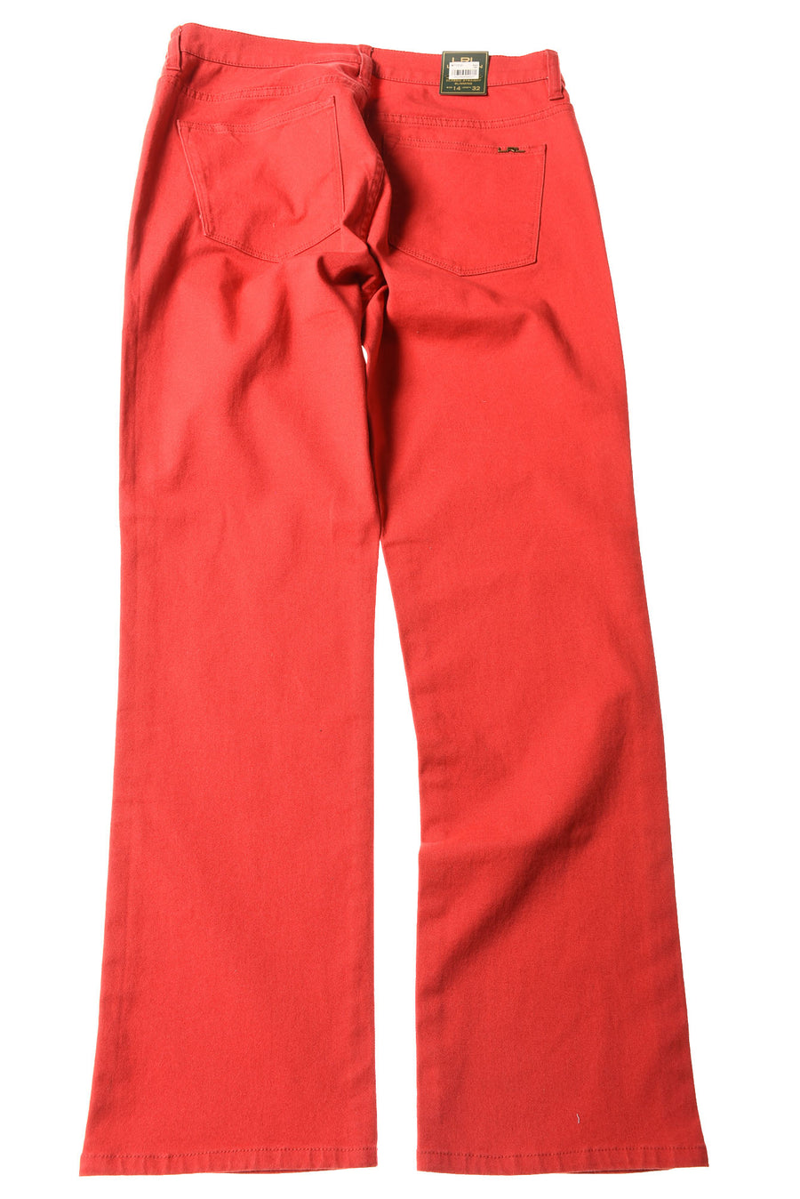 NEW Ralph Lauren Women's Jeans 14 Red