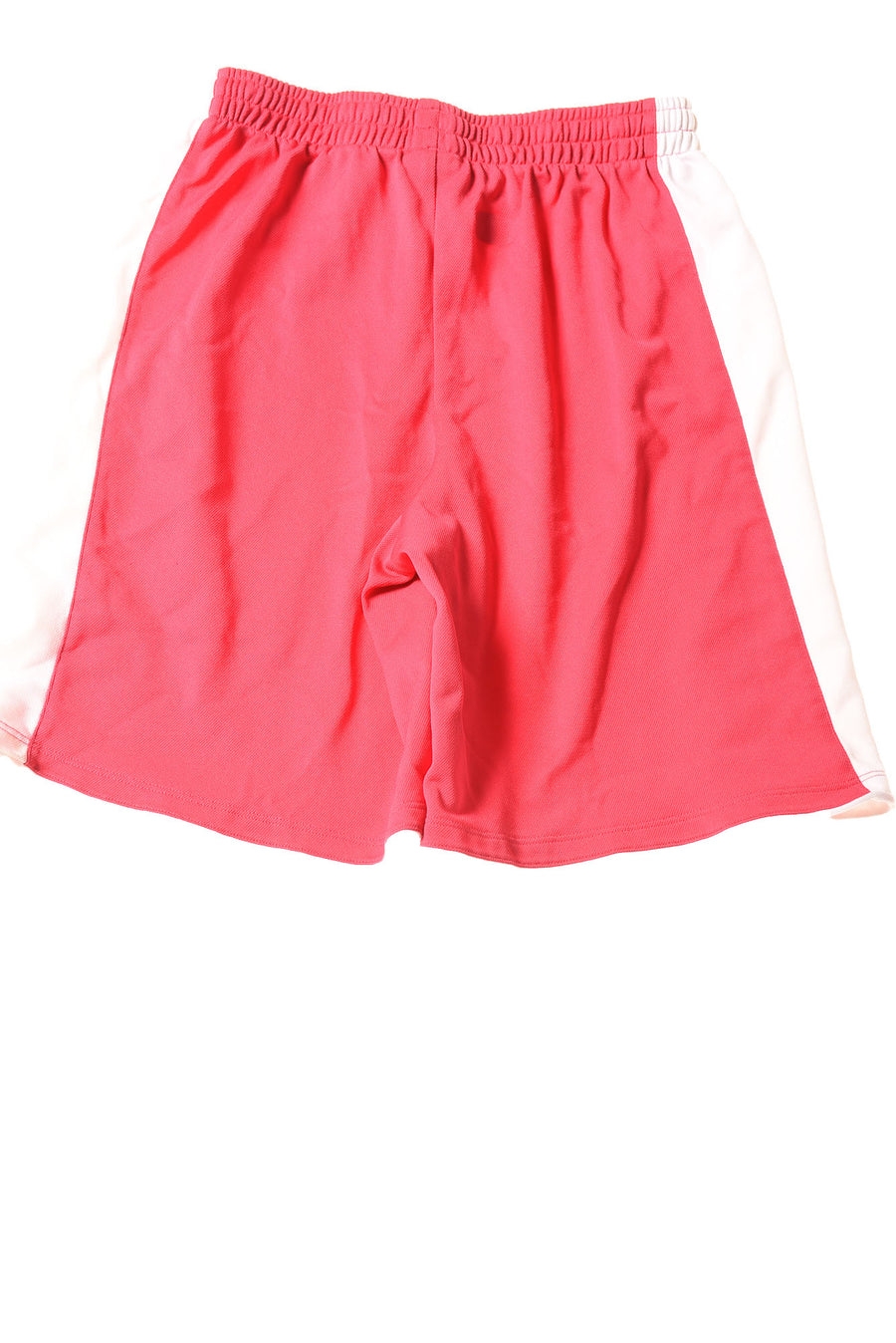 USED Under Armour Girl's Shorts Medium Pink & White