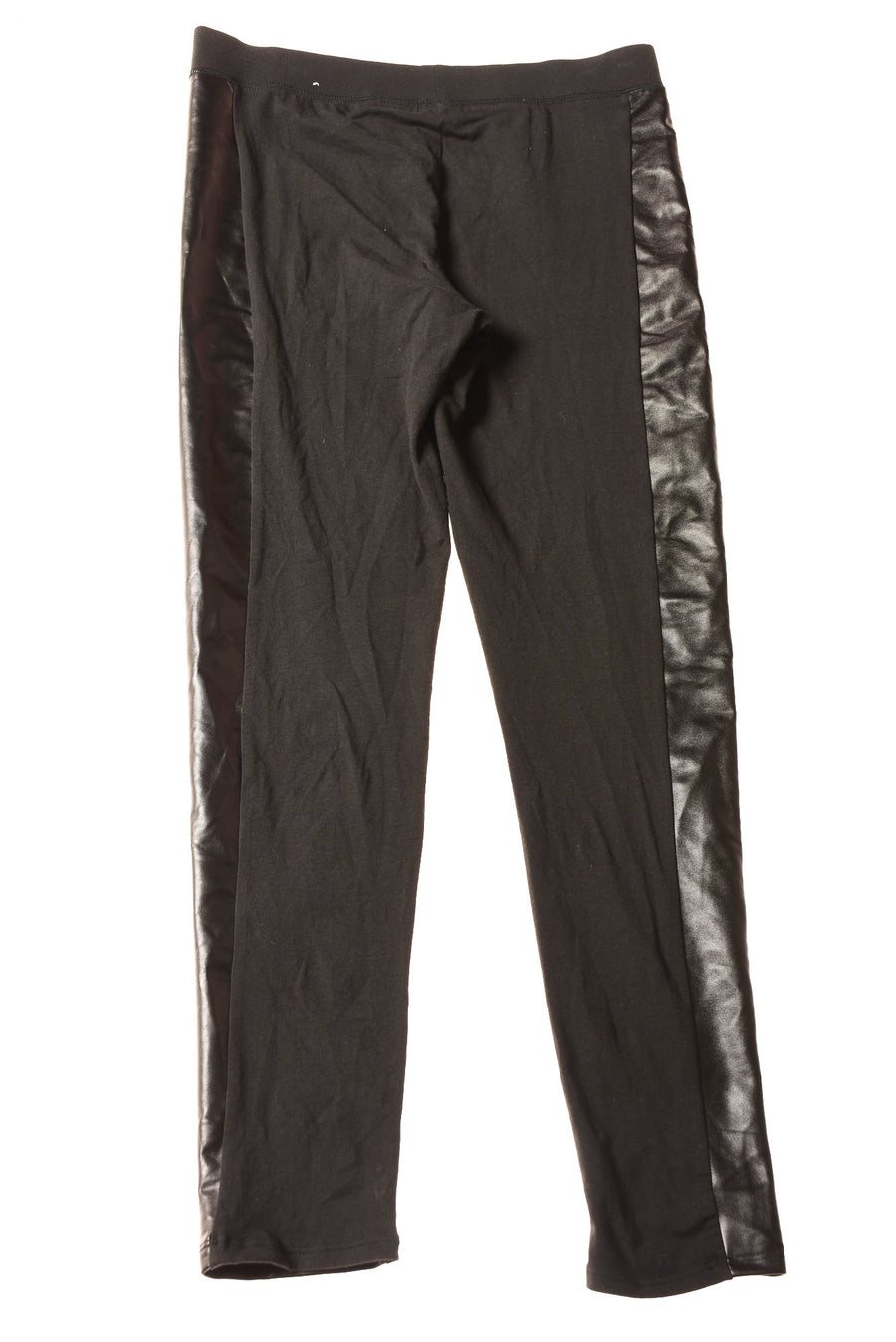 USED Pink By Victoria Secret Women's Pants Medium Black