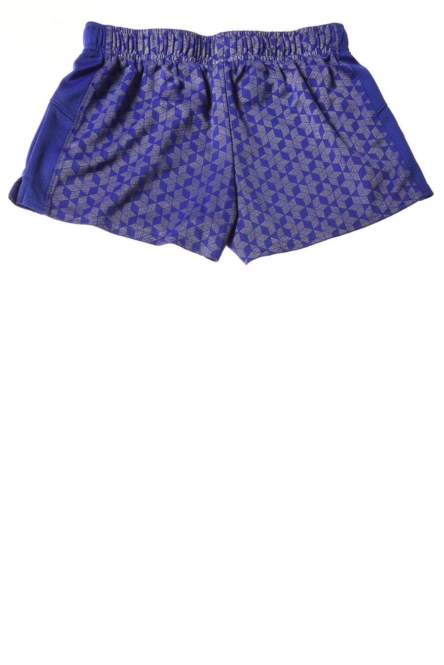 USED Under Armour Girl's Shorts Large Blue
