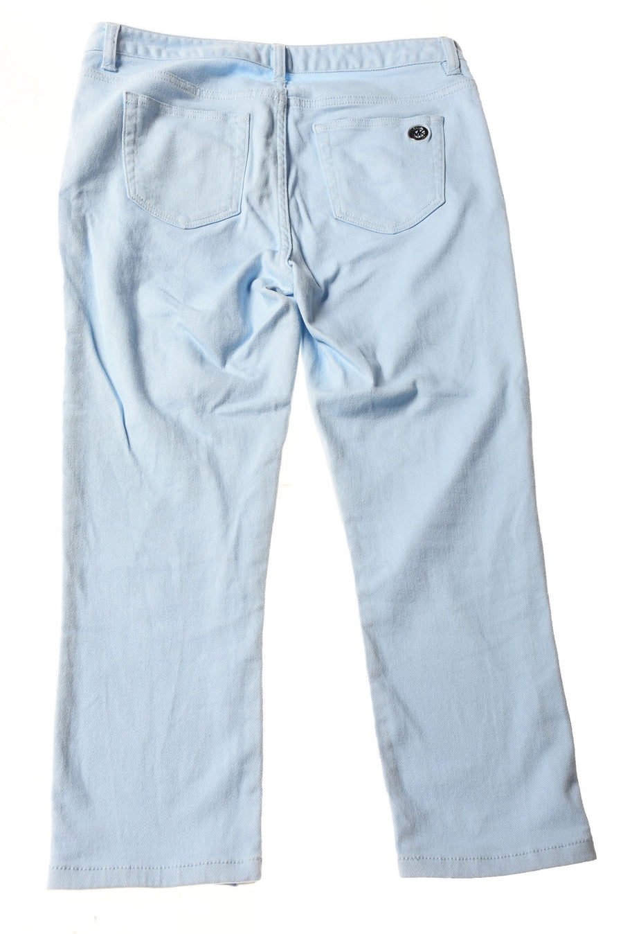 USED Michael Kors Women's Shorts 4 Baby Blue