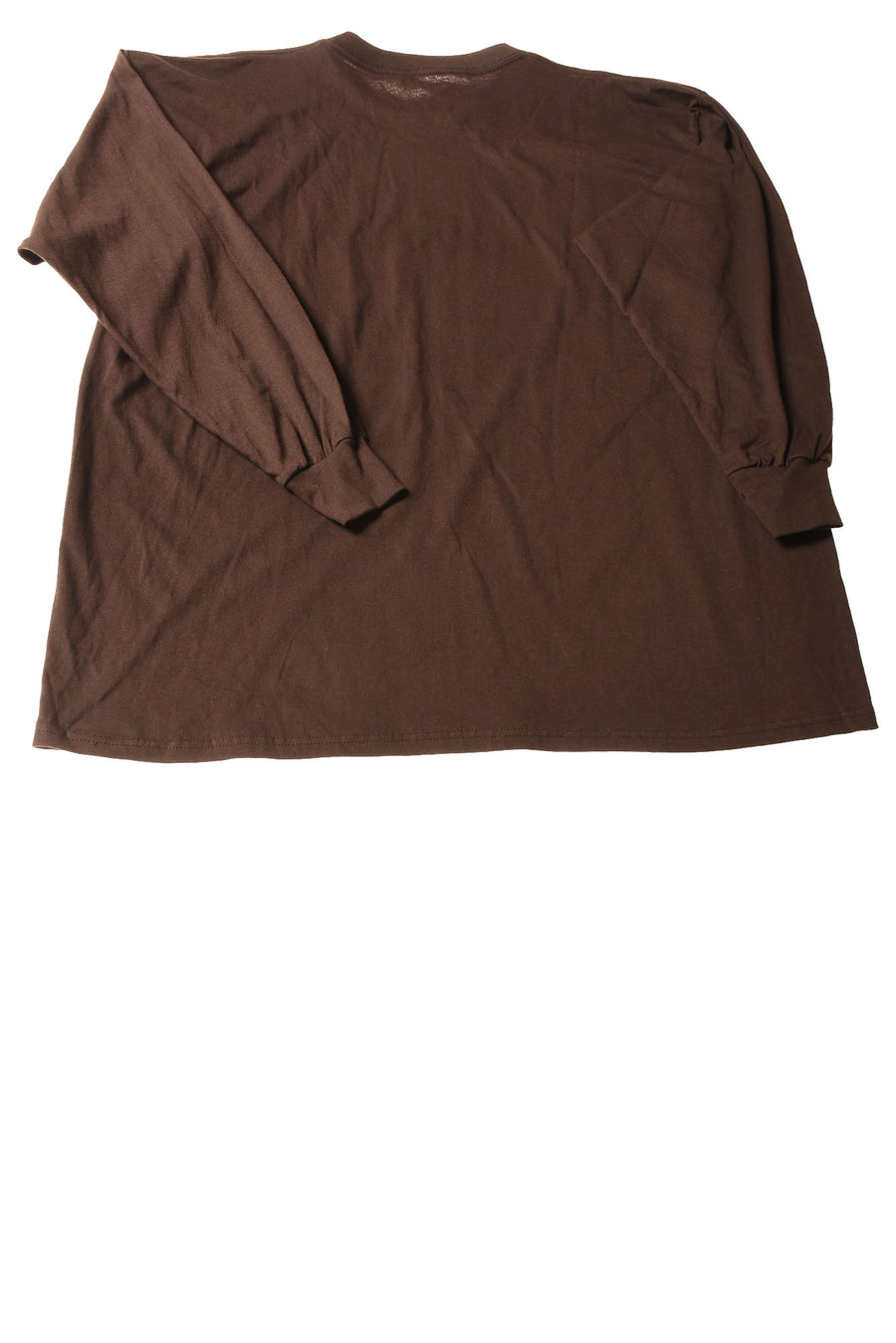 NEW NFL Team Apparel Men's Shirt 2X-Large Brown