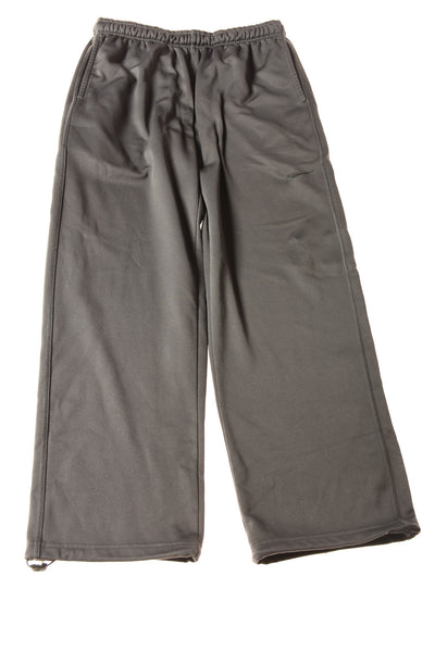USED Nike Men's Track Pants Large Gray