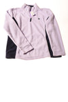 NEW Brooks Brothers Women's Top Medium Lilac & Navy