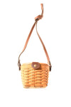 USED Longabeger Baskets Women's Handbag N/A Brown