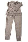 NEW YogaLicious Women's Yoga Outfit Medium Gray