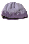 USED The North Face Women's Hat One Size Purple / Floral