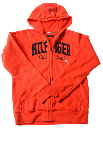 USED Tommy Hilfiger Boy's Coat X-Large Red