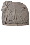 NEW Croft & Barrow Women's Sweater 2X Gray
