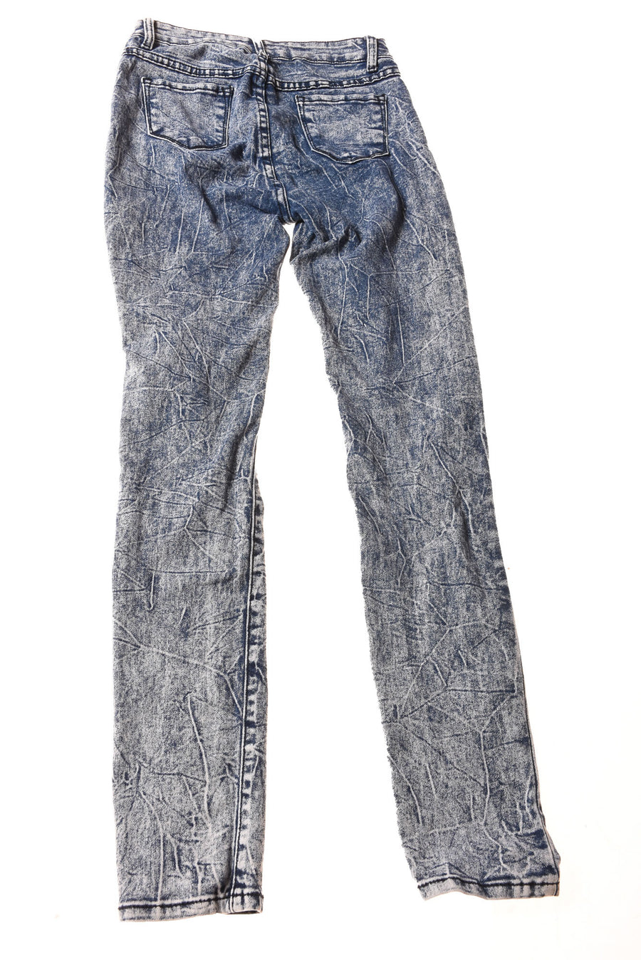 USED Blue Connection Women's Jeans 1/2 Blue