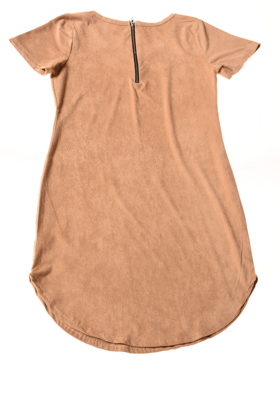 NEW Heart Hips Women's Dress Medium Camel