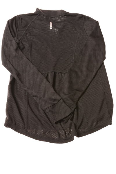 USED Xersion Women's Top Medium Black