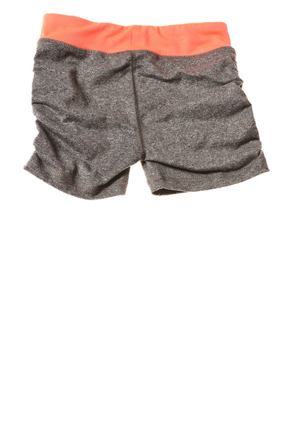 USED Under Armour Toddler Girl's Shorts 5T Gray