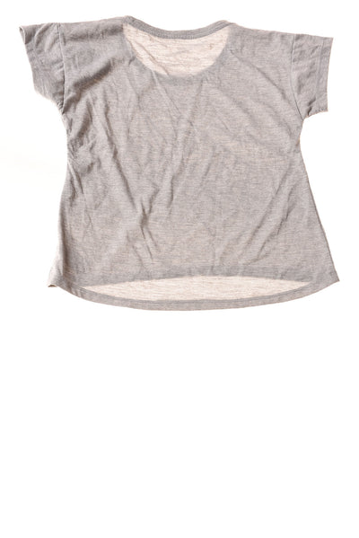 NEW Nike Toddler Girl's Top 6x Gray