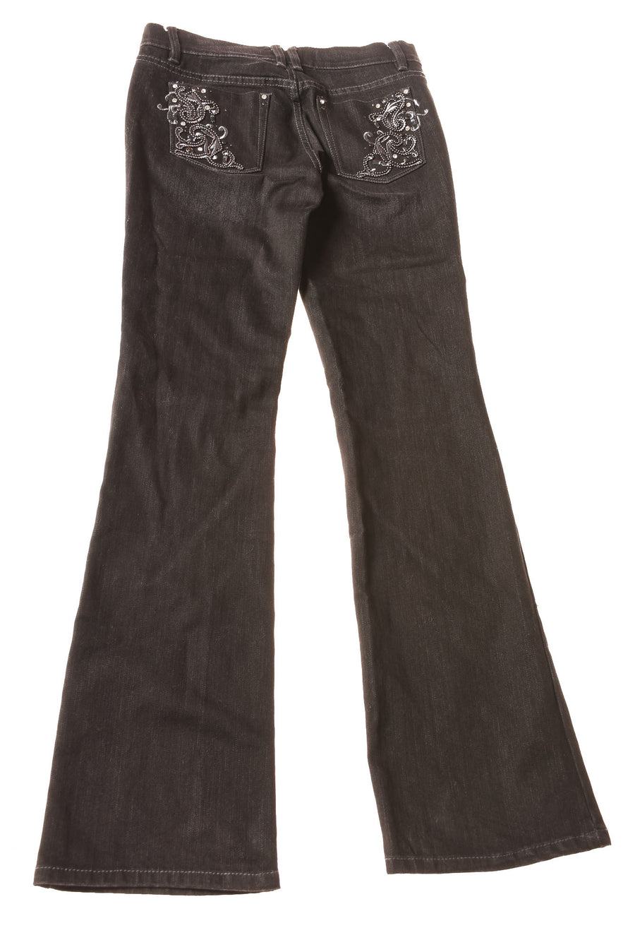 USED White House Black Market Women's Jeans 2 Black