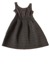 USED New York & Company Women's Dress Small Black