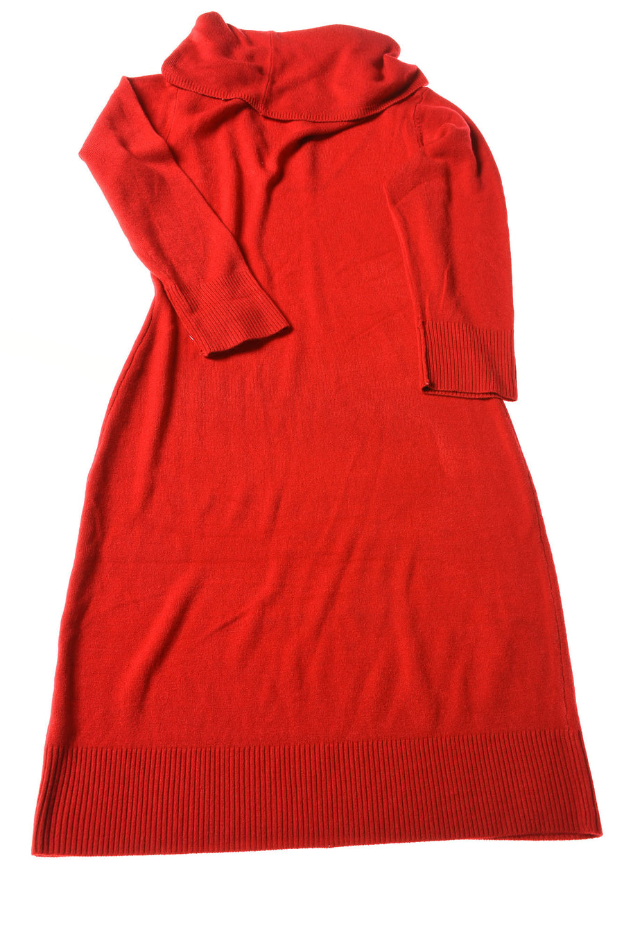 NEW New York & Company Women's Dress Large Red