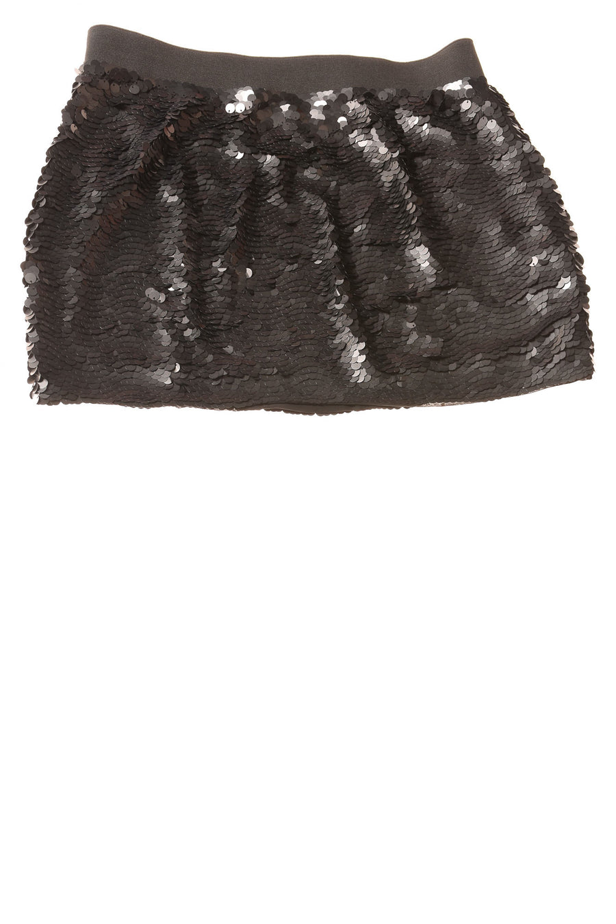USED BCBG Maxazria Women's Skirt Small Black