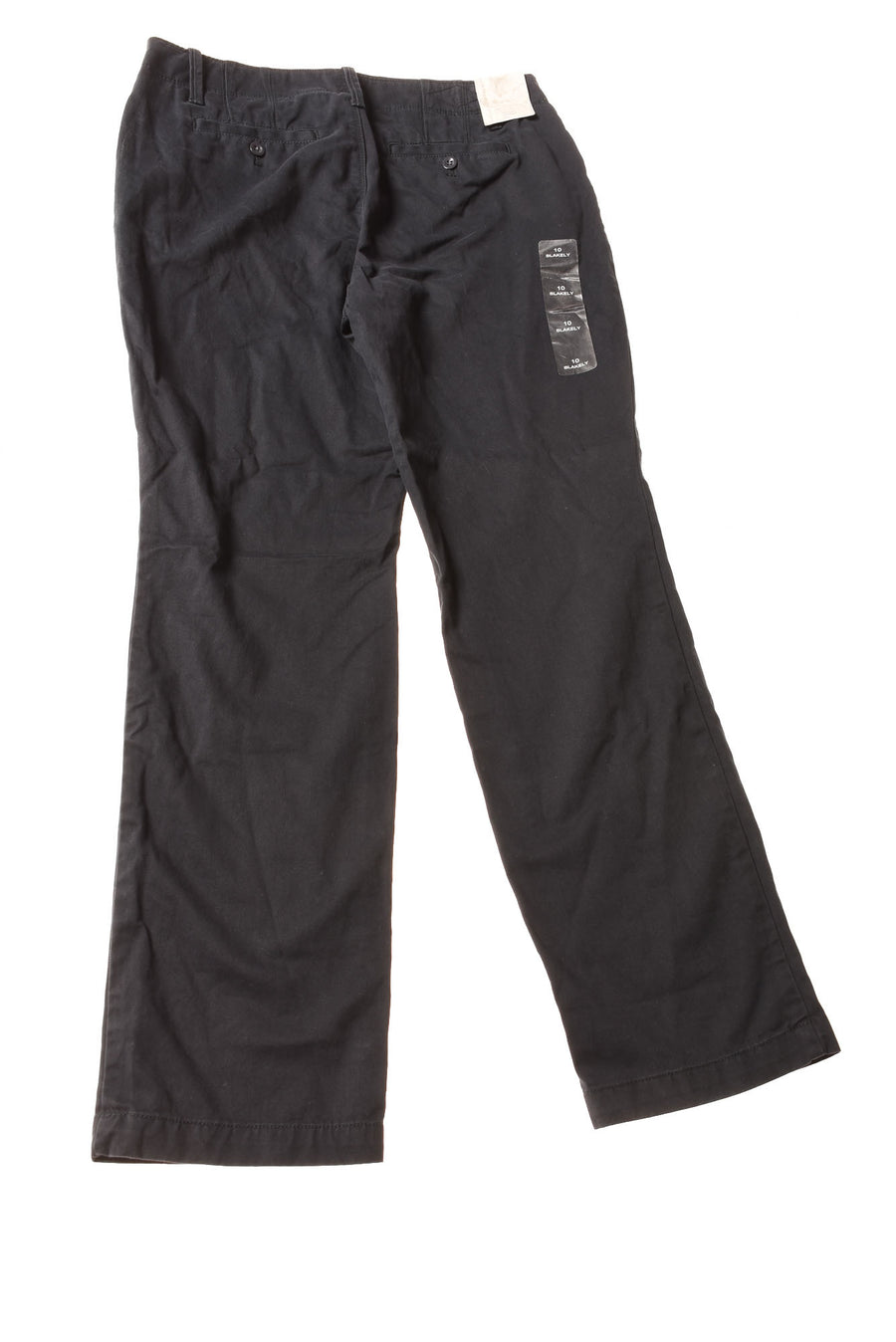 NEW Eddie Bauer Women's Slacks 10 Blue