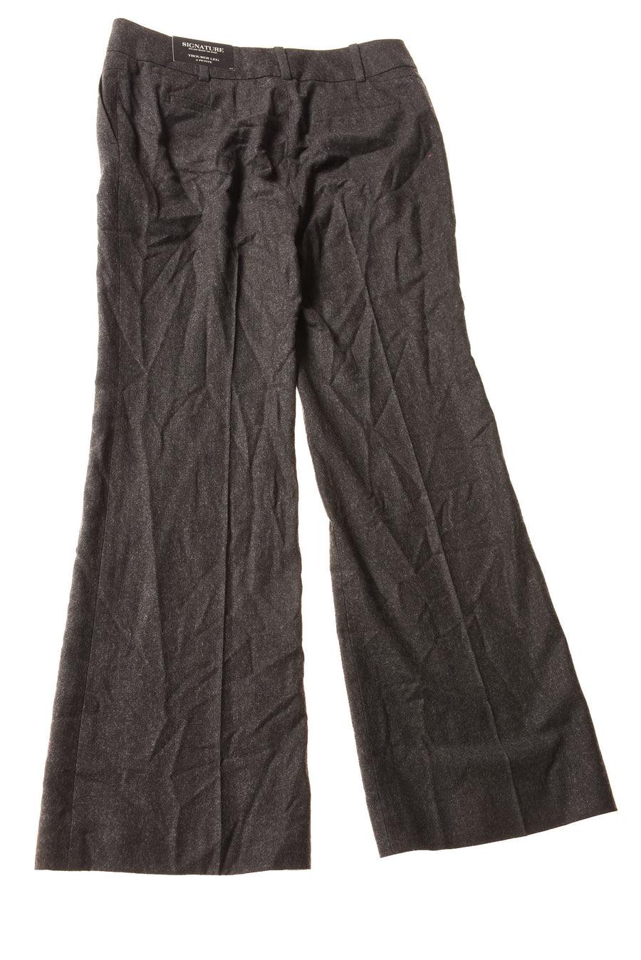 NEW Ann Taylor Women's Slacks 4 Gray