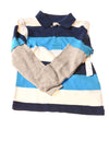 NEW Wrangler Toddler Boy's Top 4T Blue / Striped