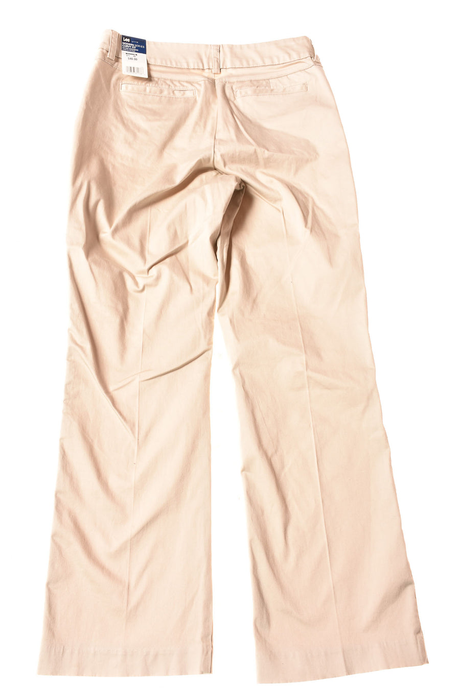 NEW Lee Women's Slacks 14 Tan