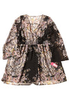 NEW Xhilaration Women's Dress XX-Large Black / Floral