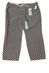 NEW Old Navy Women's Slacks 18 Months Black & White Print