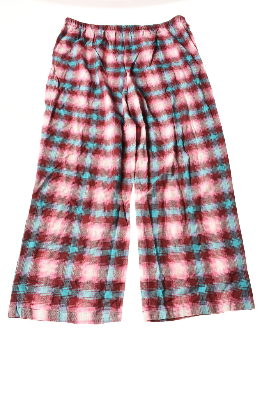 NEW Sleep Chic Women's Sleep Pants X-Large Multi-Color Plaid