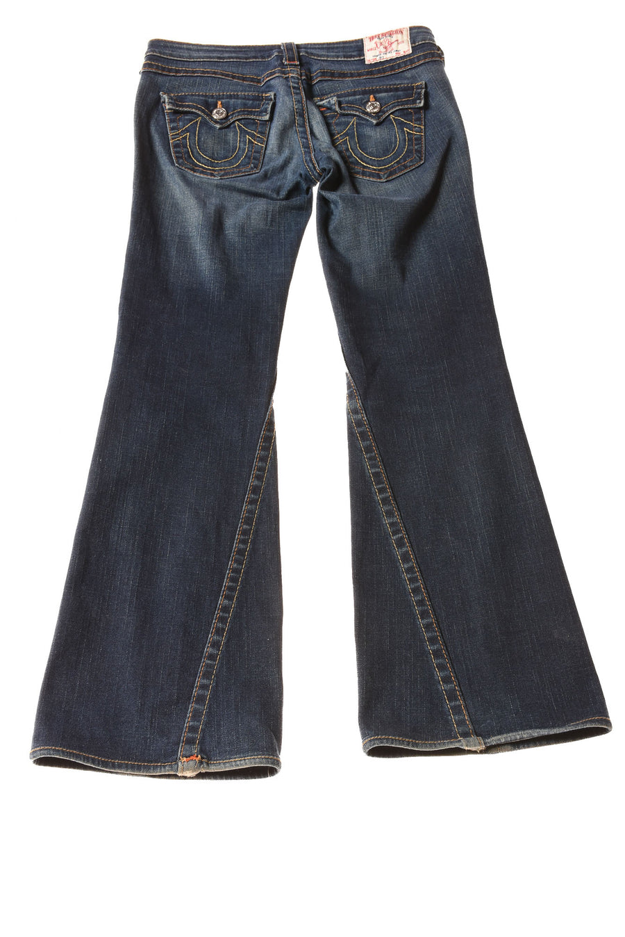 USED True Religion Women's Jeans 29 Blue