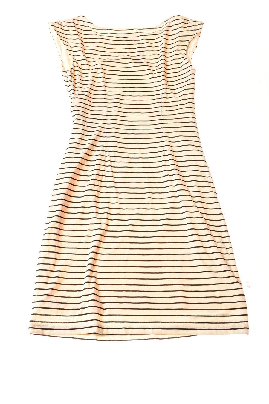 NEW Ann Taylor Loft Women's Dress X-Small Ivory / Striped