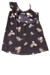 NEW Lucky Brand Women's Dress Medium Navy / Floral