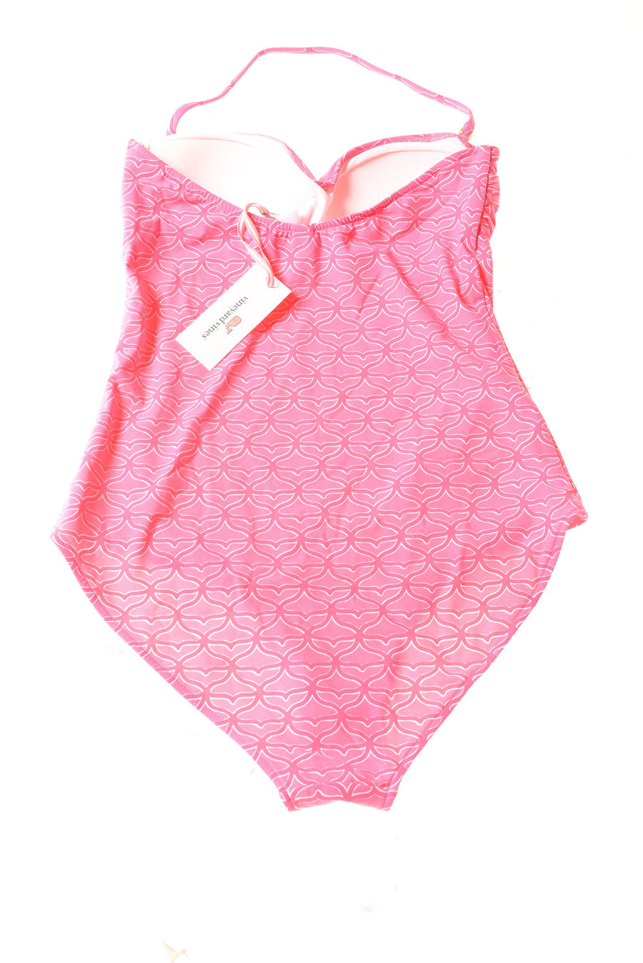 NEW Vineyard Vines Women's Swimwear Medium Pink