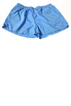 USED Nike Women's Shorts Large Blue