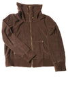 USED Michael Kors Women's Jacket Large Brown