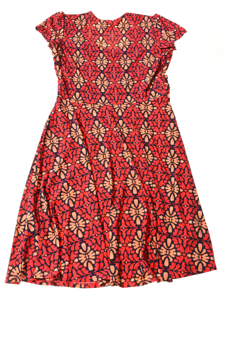 NEW Leota Women's Dress XX-Large Red & Orange