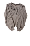 USED Ann Taylor Women's Sweater Small Gray