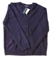 NEW Grant Thomas Men's Sweater Medium Blue