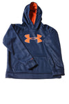 USED Under Armour Boy's Shirt Large Blue