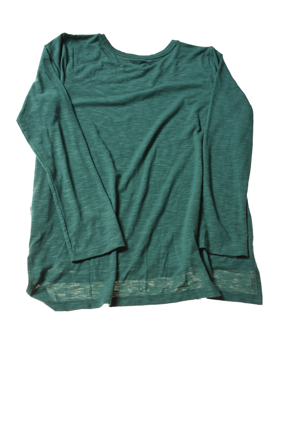 NEW Ellen Tracy Women's Top Large Pine Forest