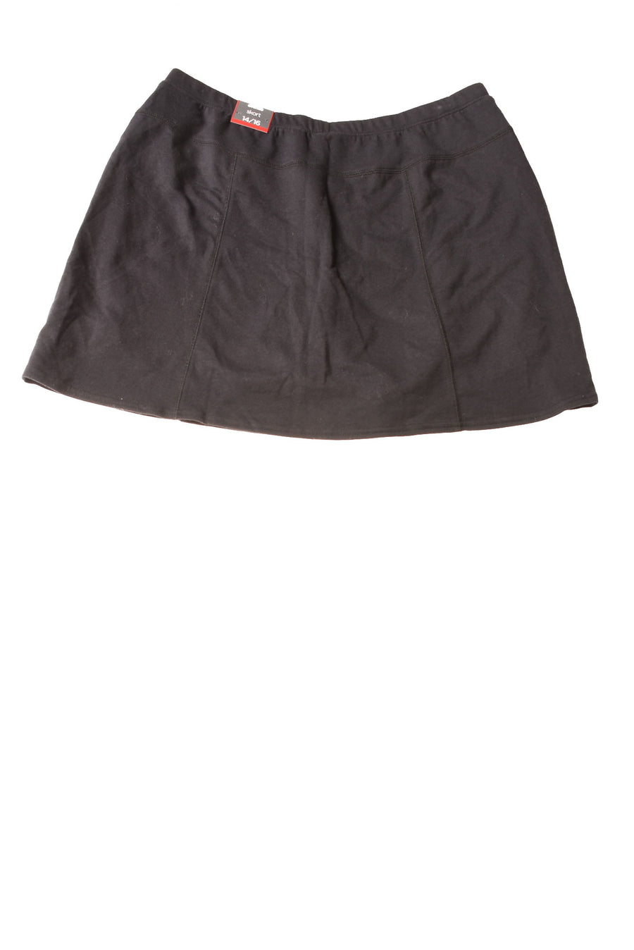 NEW Avenue Women's Shorts 14/16 Black
