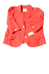 NEW Sonoma Women's Blazer 1X Red
