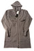 NEW BCBG Maxazria Women's Top Large Gray / Print