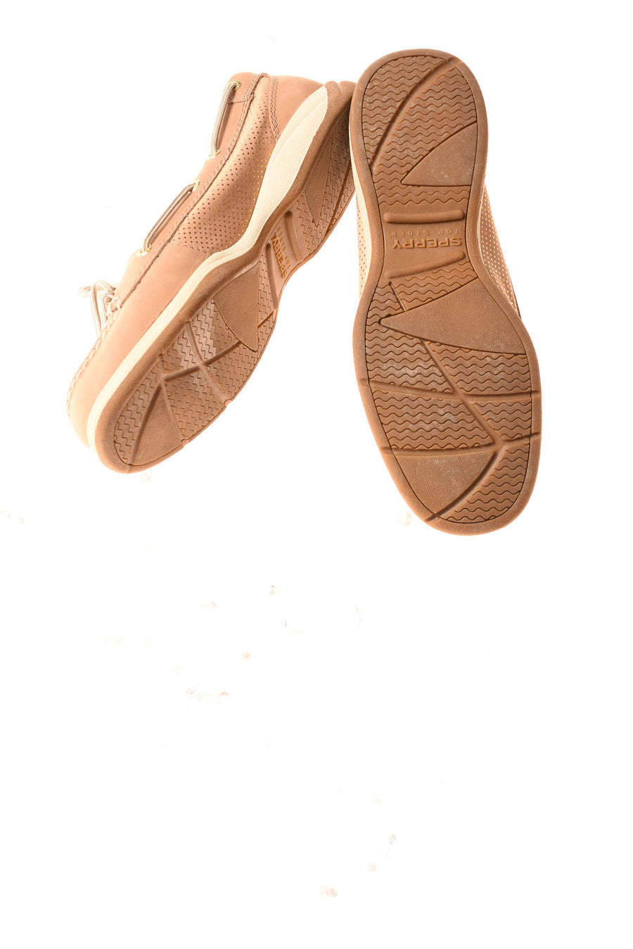 USED Sperry Women's Shoe 7 Tan