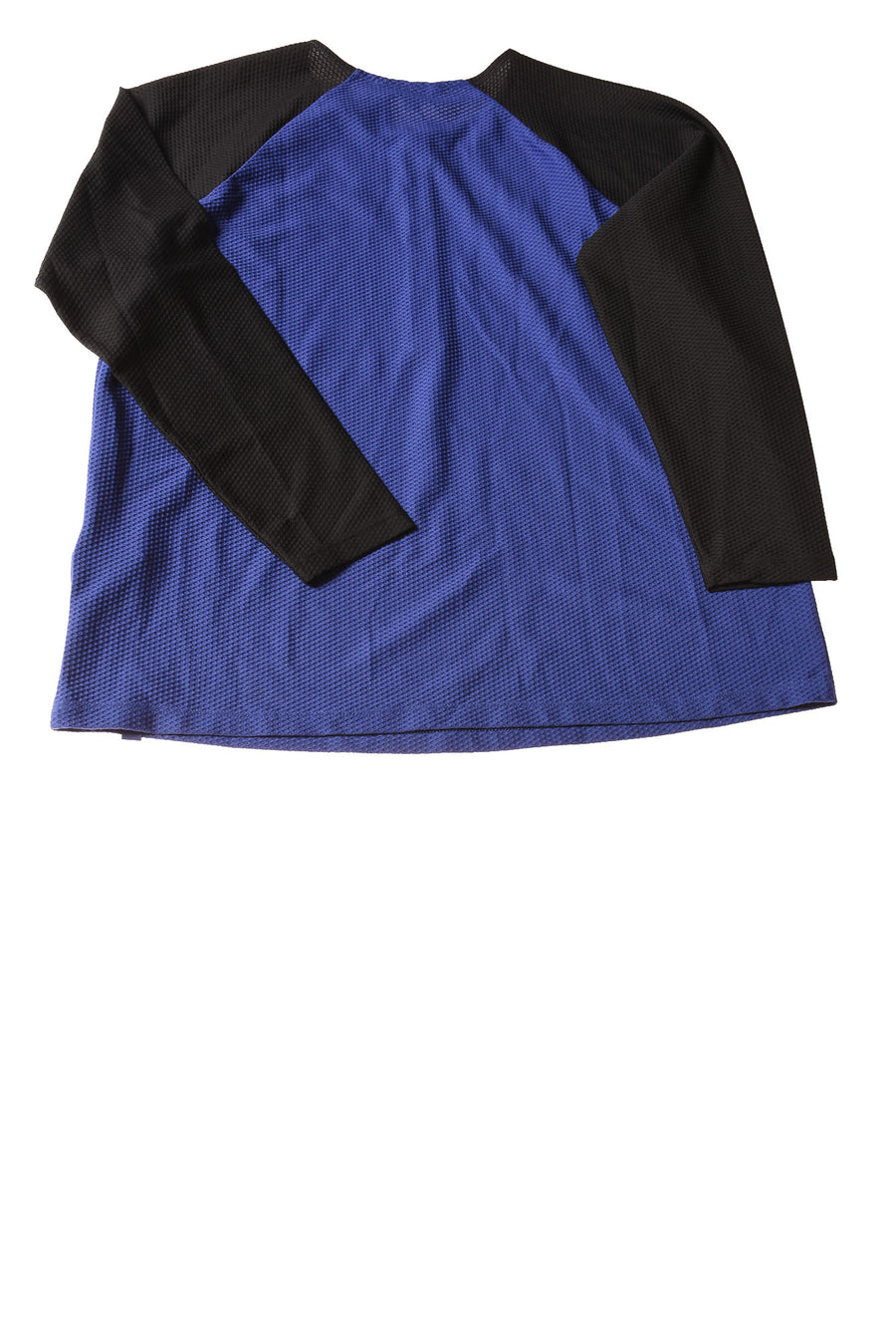 NEW Ralph Lauren Women's Top 1X Blue & Black