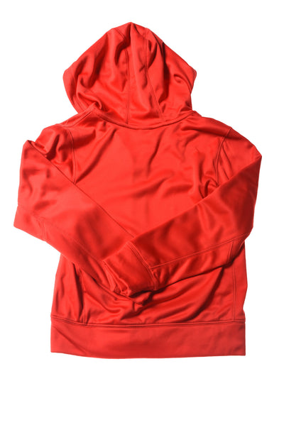 USED Nike Boy's Jacket Medium Red