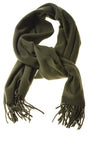 USED No Brand Women's Scarf N/A Green